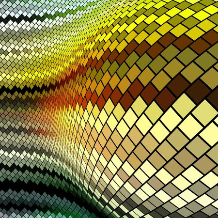 mixed wallpaper: Abstract mosaic background.