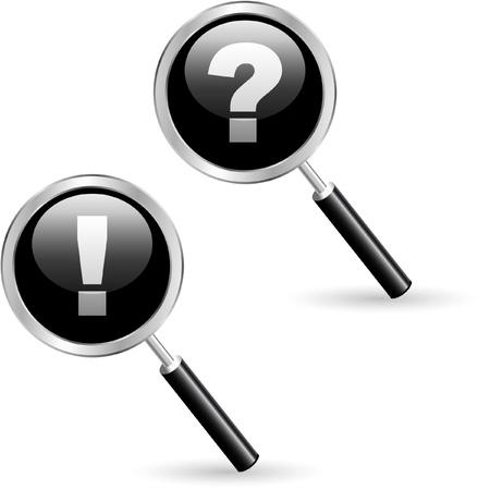 point d exclamation: D'exclamation et ?ments vectoriels question.