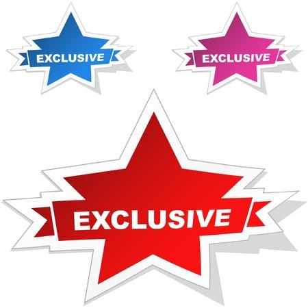 guaranree: Exclusive vector emblem.   Illustration