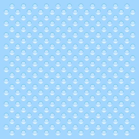 Vector illustration. Blue abstract light background.  Vector