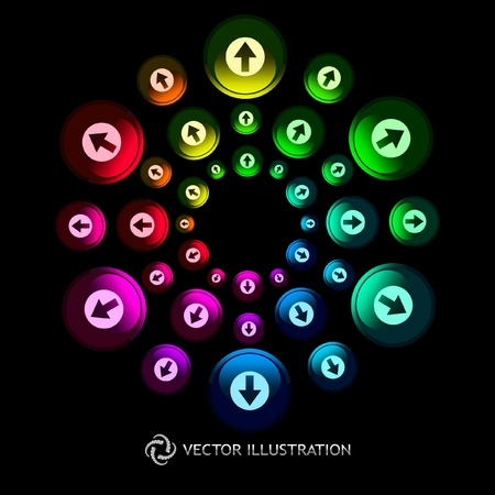 Abstract background. Stock Vector - 8947770