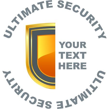 ultimate: Ultimate secutity.   Illustration