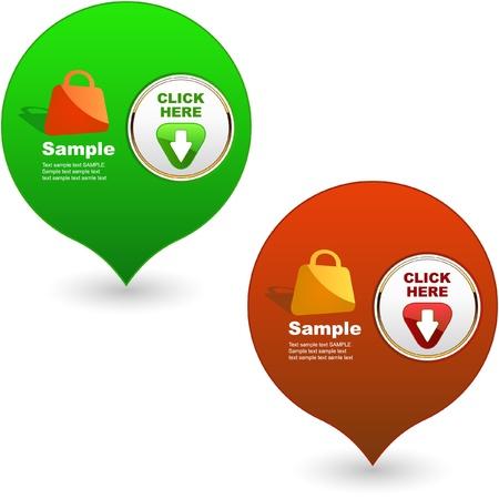 Vaus sale design elements   Stock Vector - 9037090