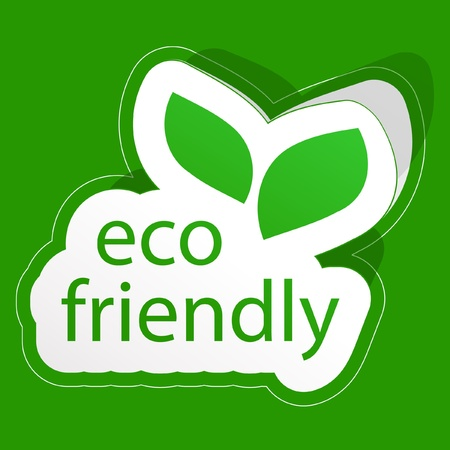eco friendly: Eco friendly.
