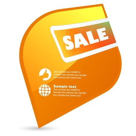 Sale banner Stock Vector - 9409120