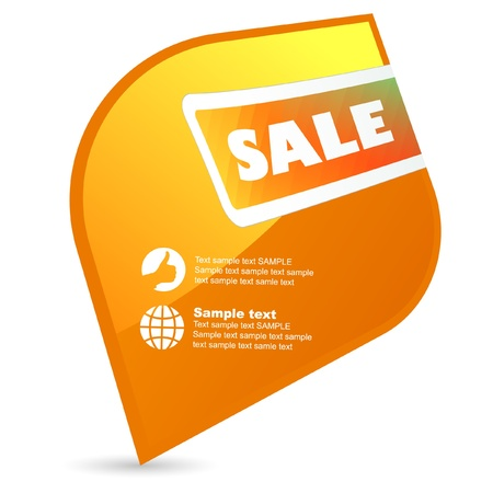 promotion icon: Sale banner
