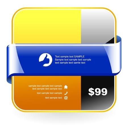 Sale banner Stock Vector - 9409117