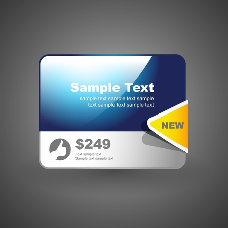 banner templates. Stock Vector - 9899674