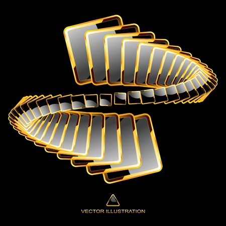 jeweller: Vector abstract background.