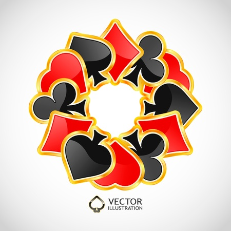 jack of diamonds: Gambling composition. Abstract background.