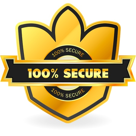panoply: 100  SECURE Illustration