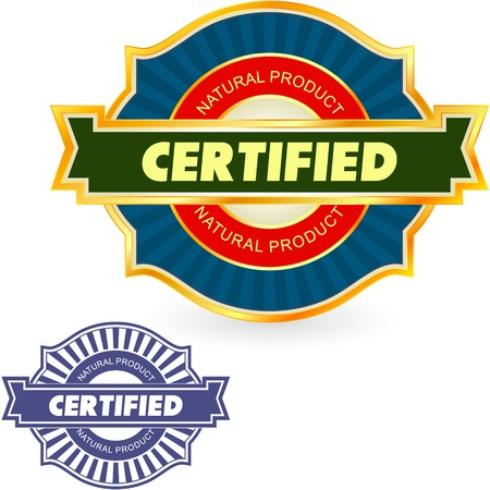 an illustration promoting: CERTIFIED