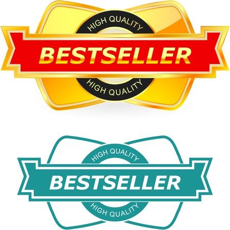 genuine good: Bestseller emblem.