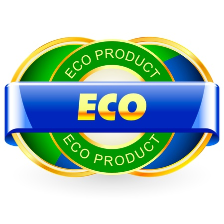 ECO Stock Vector - 11269230