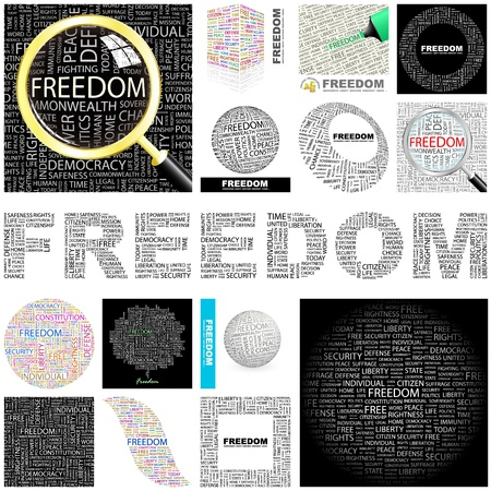 way to freedom: FREEDOM  Word collage  Great collection