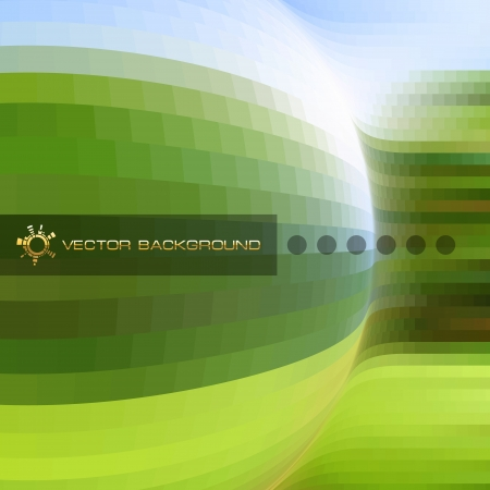 Creative background Vector