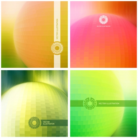 Vector creative background  Vector