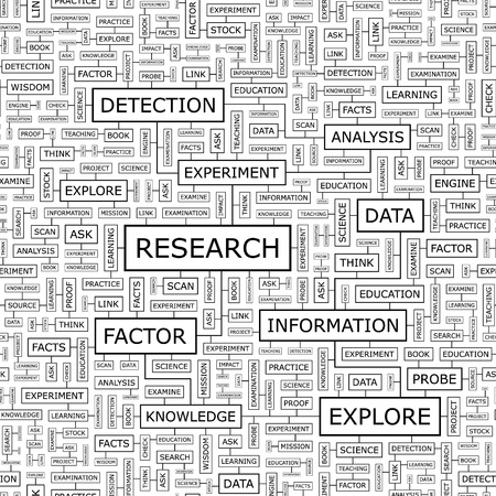 method: RESEARCH  Seamless vector pattern