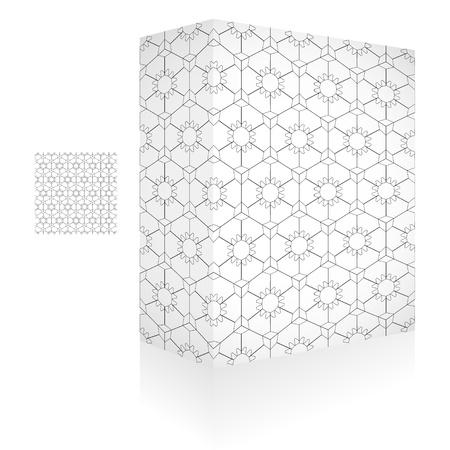 Seamless pattern Stock Vector - 16479925