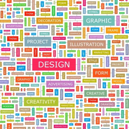 Design die nahtlose Vektor-Muster