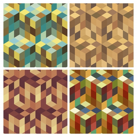 Seamless pattern Stock Vector - 16709386