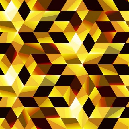 mosaic abstract: Seamless mosaic pattern