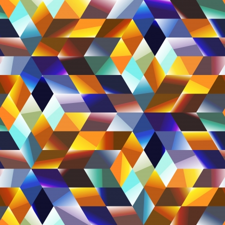 Seamless pattern  Abstract background Stock Vector - 17382943