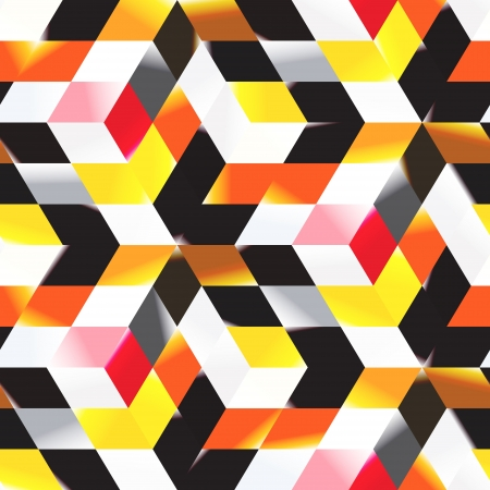 Seamless abstract pattern Stock Vector - 16707088