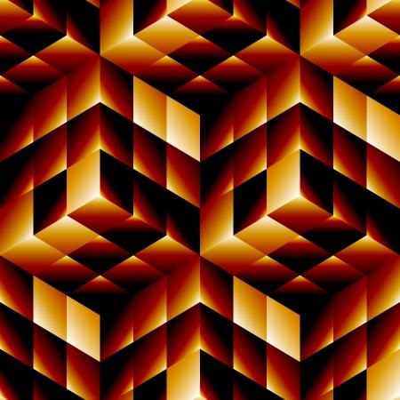 Seamless mosaic pattern Stock Vector - 17388379