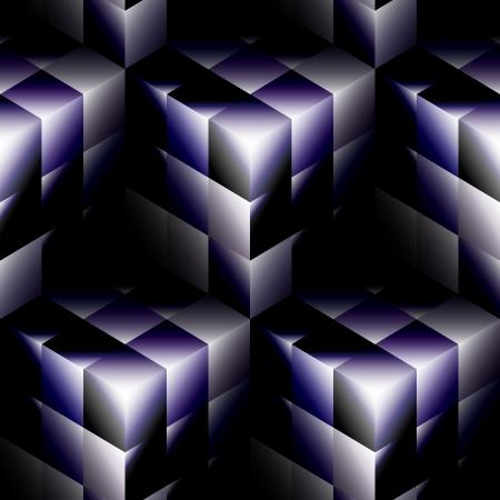 Seamless mosaic pattern Stock Vector - 17388424