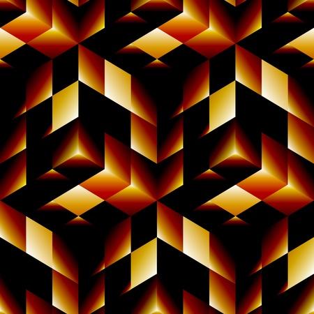 Seamless mosaic pattern Stock Vector - 19991999
