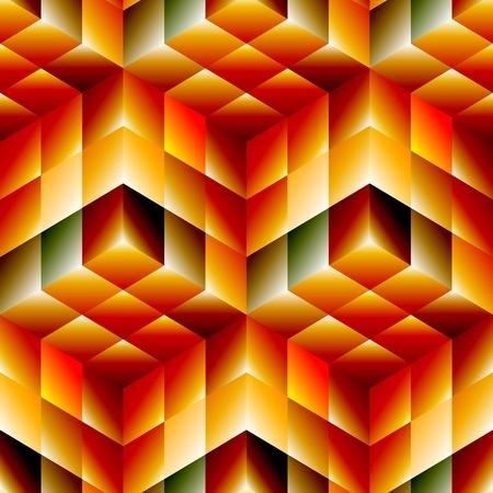 Seamless mosaic pattern Stock Vector - 19992322