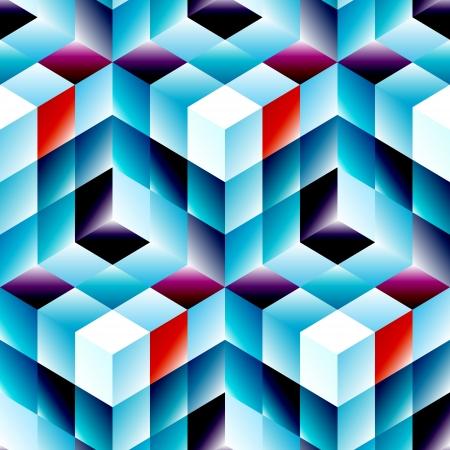Seamless mosaic pattern Stock Vector - 20002976