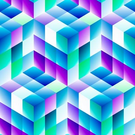 Seamless mosaic pattern Stock Vector - 20003063