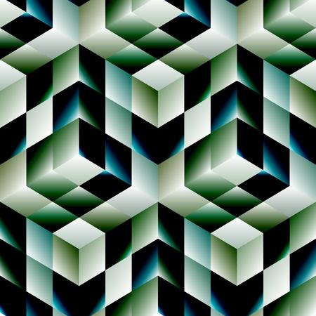 Seamless mosaic pattern Stock Vector - 19992290