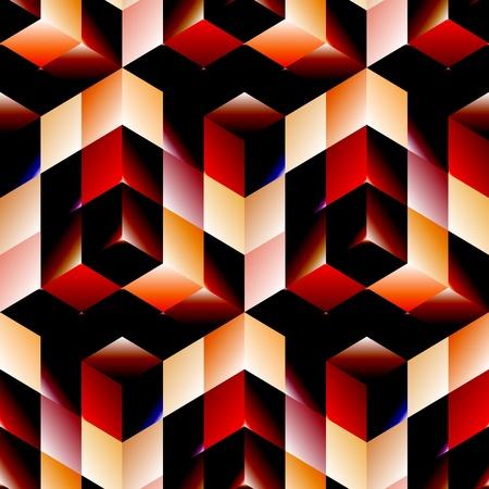 Seamless mosaic pattern Stock Vector - 19992203