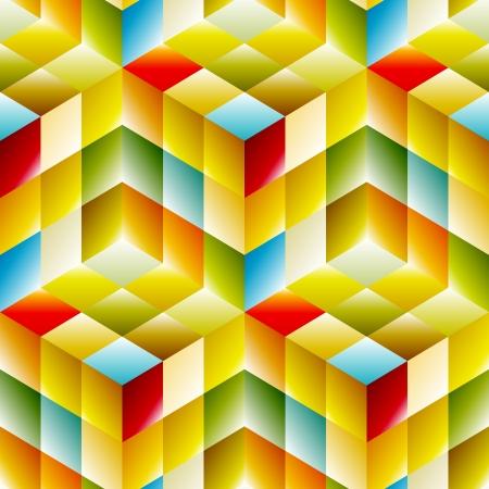Seamless mosaic pattern Stock Vector - 20002969