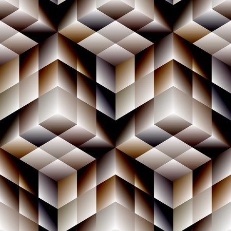 Seamless mosaic pattern Stock Vector - 19992257