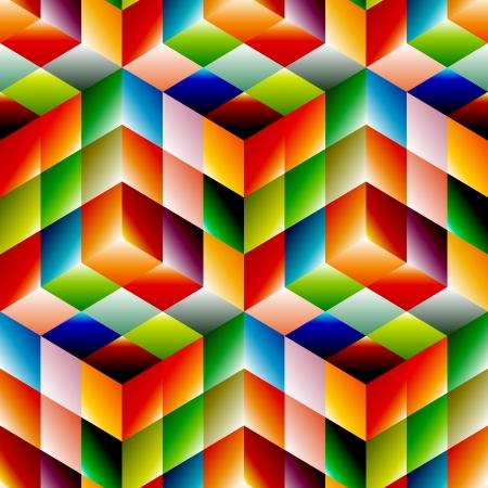 Seamless mosaic pattern Stock Vector - 20003079