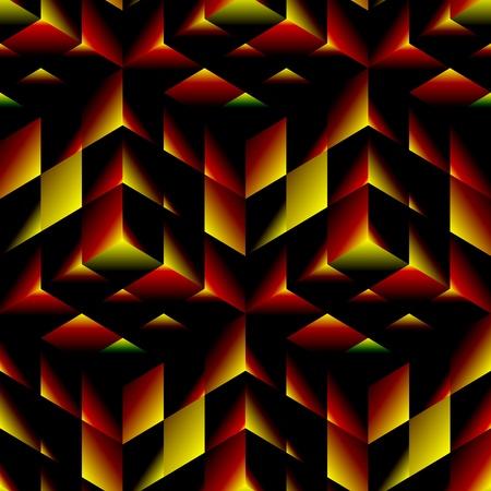 Seamless mosaic pattern Stock Vector - 19992135