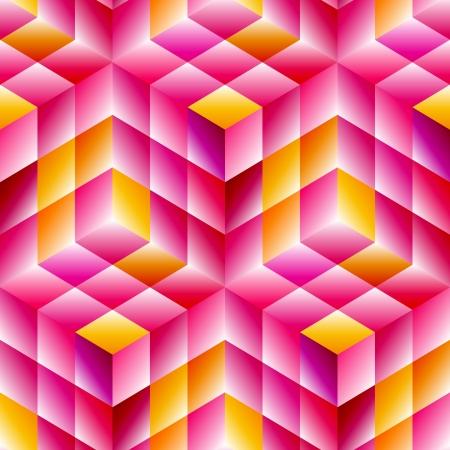 abstracte vormen: Naadloze achtergrond