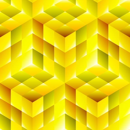 SEAMLESS mosaic pattern Illustration
