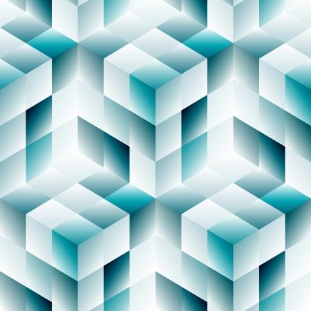 SEAMLESS mosaic pattern  イラスト・ベクター素材