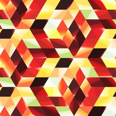 Seamless pattern Stock Vector - 16808987