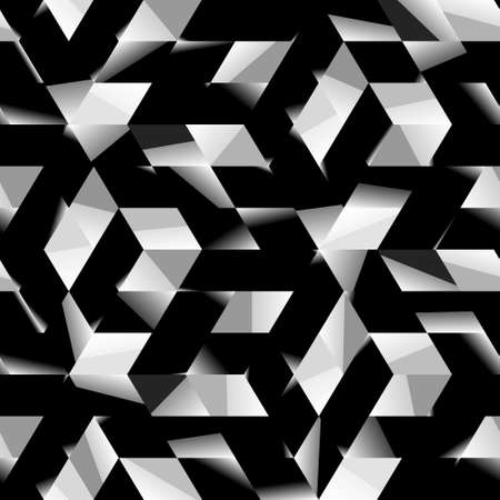 continuity: SEAMLESS mosaic pattern Illustration
