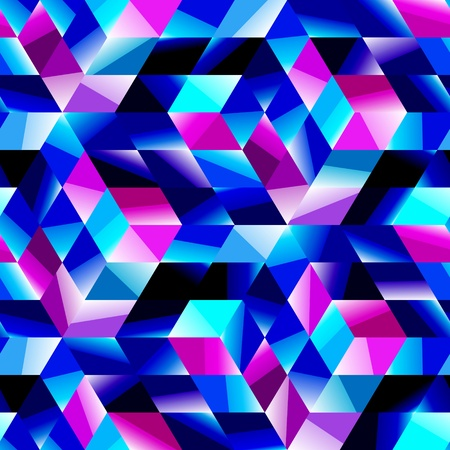 Seamless abstract pattern Stock Vector - 16630303