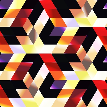 Seamless abstract pattern Stock Vector - 16480165