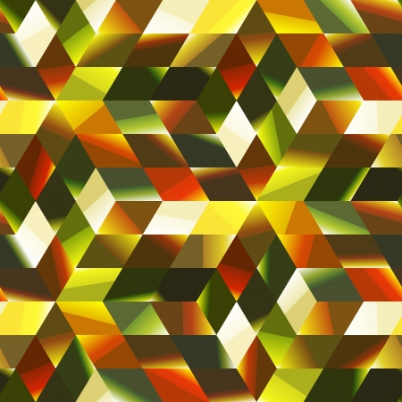 Seamless abstract pattern Stock Vector - 17393515