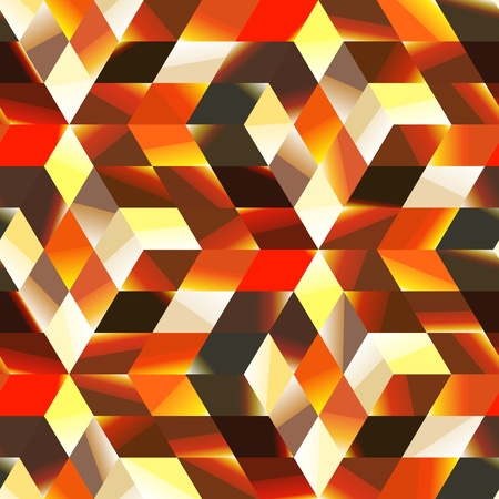 Seamless abstract pattern Stock Vector - 17393510