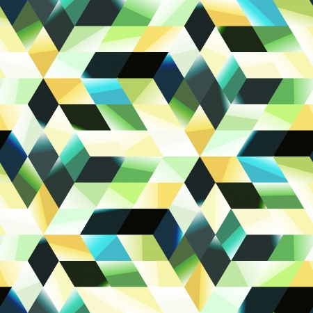 Seamless abstract pattern  Stock Vector - 17393519